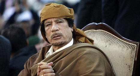 Gaddafi Killed... and All of Libya Along With Him | Unthinking respect for authority is the greatest enemy of truth. | Scoop.it