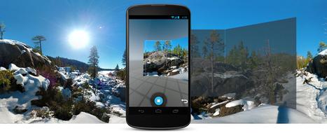 Geoinformación: Ahora los usuarios podemos crear nuestros tours virtuales en Google Street View desde nuestro móvil | #GoogleMaps | Scoop.it