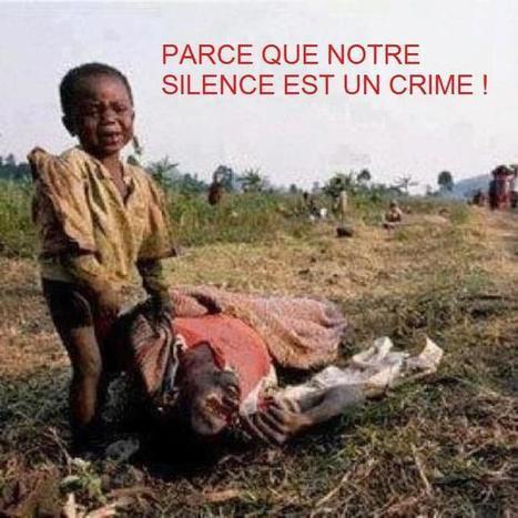 Congo : Un massacre de masse se déroule en ce moment dans l'indifférence générale   Christian Querou   Scoop.it