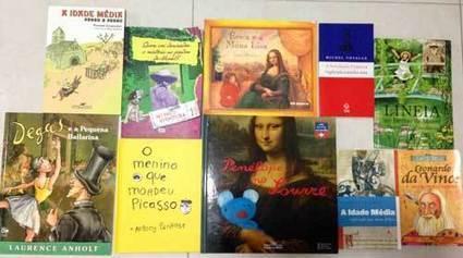 Livros que preparam as crianças para visita dos museus | Seguir com tempo | Scoop.it