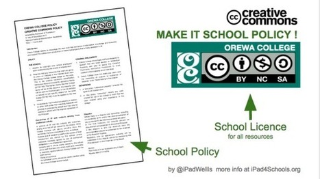 Safer Schools with Creative Commons | Safety online | Scoop.it