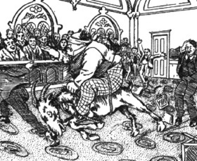 The Strange Case of the Mechanical Goat in the Fraternal Lodge - The Atlantic   Strange days indeed...   Scoop.it