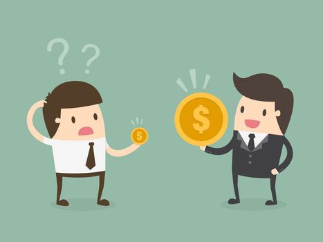 Savoir parler salaire lors de l'entretien d'embauche, facile ! - Elaee | Vie professionnelle et emploi | Scoop.it