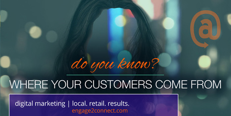 Where Your Customers Come From | e-commerce & social media | Scoop.it