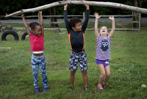 Farm camp introduces students to food at its source | STEM Connections | Scoop.it