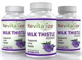 Liver Detox | Milk Thistle Extract | Scoop.it