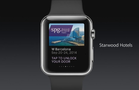 Apple Pay ed Apple Watch: Impatto sul Turismo | B&B Marketing Tools | Scoop.it