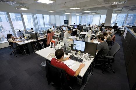 Toestaan social media leidt tot meer tevredenheid op werk | Twittermania | Artikelen mediawijsheid | Scoop.it