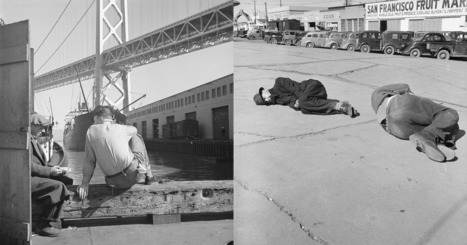 San Francisco in the Great Depression: Photos by Dorothea Lange | xposing world of Photography & Design | Scoop.it