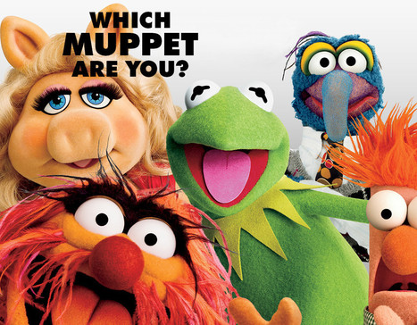 Which Muppet Are You? | Get Your Geek On | Scoop.it