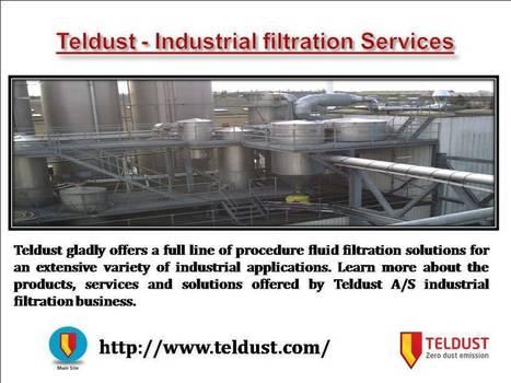 Teldust - Industrial filtration Service | Teldust.com | Scoop.it