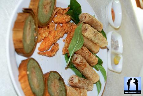La gastronomie vietnamienne | Imagin' Arts Tv | Scoop.it