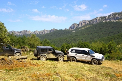 Rando 4x4 en Aragon avec Pays Basque Experience | Incentive et Team Building | Scoop.it