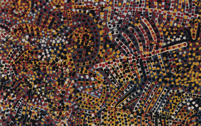 National Museum of Australia - Emily Kame Kngwarreye | Humanities Foundation | Scoop.it