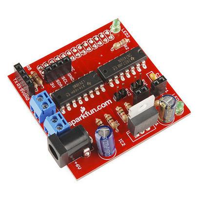 RaspiRobot Board KIT-11561 | Art in public spaces | Scoop.it