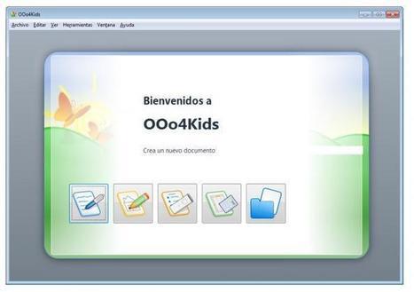 Proyecto OOo4Kids: Ofimática para niños.- | Ticenelaula | Scoop.it