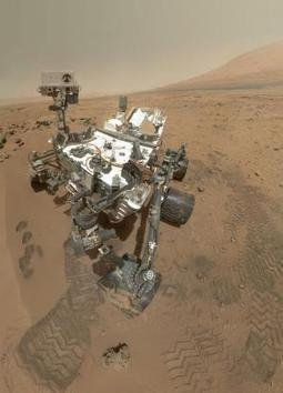 How Mars' atmosphere got so thin: New insights from Curiosity | Sustain Our Earth | Scoop.it