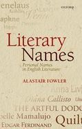 What's in a literary name? | OUPblog » Blog Archive | Litteris | Scoop.it