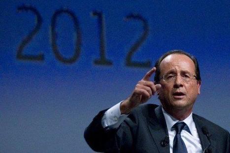 Hollande et Sarkozy au coude à coude au 1er tour (LH2). | Hollande 2012 | Scoop.it