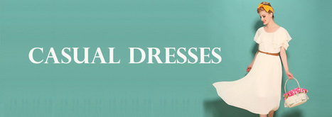Casual Dresses | Fashion Is Fashion | Scoop.it