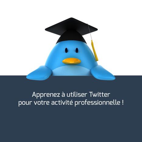 Apprenez à utiliser Twitter pour votre activité | transition digitale : RSE, community manager, collaboration | Scoop.it
