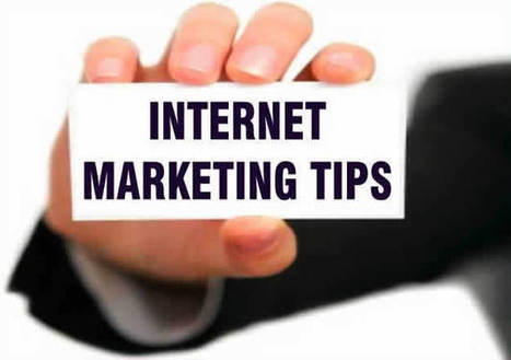 Simple Internet Marketing Tips For Online Busines | Turnover Web Blogs | Scoop.it