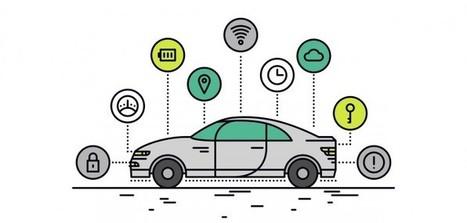 Four connected car infographics that capture the ecosystem - RCR Wireless News | UBI et voiture connectée | Scoop.it