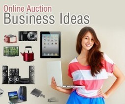Great Ideas For Online Auction Business | Website Scripts | Scoop.it
