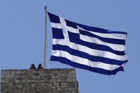 La Grèce sortirait en 2014 de six années de récession - Les Échos   Economie générale   Scoop.it