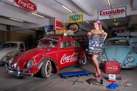 LE SUPER VW FEST… C'EST DANS UNE SEMAINE AU MANS | VW Cox Aircooled | Scoop.it