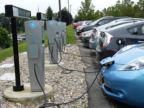 GE Uses AI to Charge Electric Cars Without Running Up the Bill - Wired | stars cars | Scoop.it