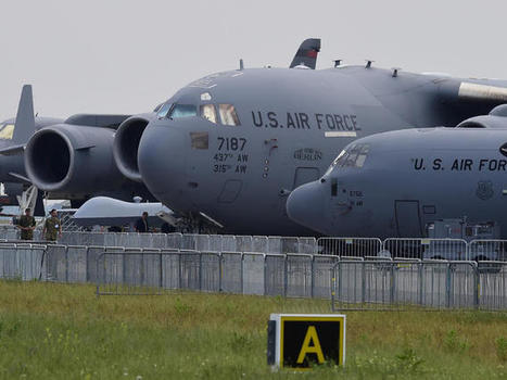 Computer crash wipes out a decade of US Air Force data - CNET.com | The Pointman | Scoop.it
