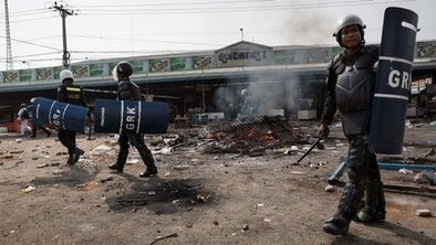 Workers killed in Cambodia clashes | The Exit from Oblivion | Scoop.it