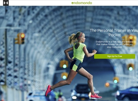 Endomondo | Free your endorphins running, walking, cycling and more | Apps | Apps and Widgets for any use, mostly for education and FREE | Scoop.it