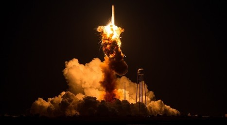 NASA, Orbital Differ on Root Cause of Antares Launch Failure | SpaceNews.com | Global Space Watch | Scoop.it