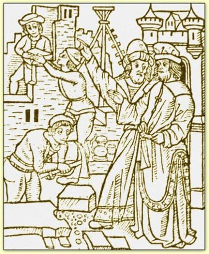 4. L'édification du Château Lagrézette – Cadeau de Pierre de Massault à sa fille Marguerite de Massault. | Idée Cadeau de qualité | Scoop.it