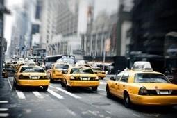 Nueva York utilizará aplicaciones para dinamizar su red de taxis - Gizmología   Marketing Móvil Nacional   Scoop.it