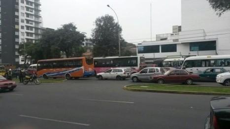 Congestión en Av. Javier Prado por Maratón Lima 42k | Piero informa | Scoop.it