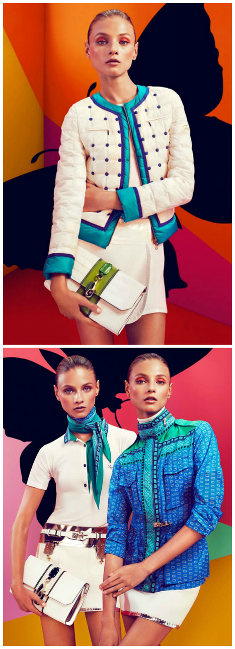 Anna Selezneva for Fay Spring Summer 2013 | Le Marche & Fashion | Scoop.it