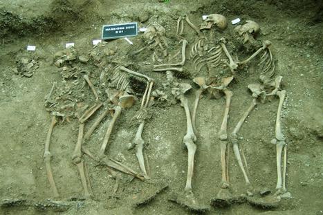 Quand les archéologues rendent leur identité aux disparus de la Grande Guerre - France24 | Nos Racines | Scoop.it
