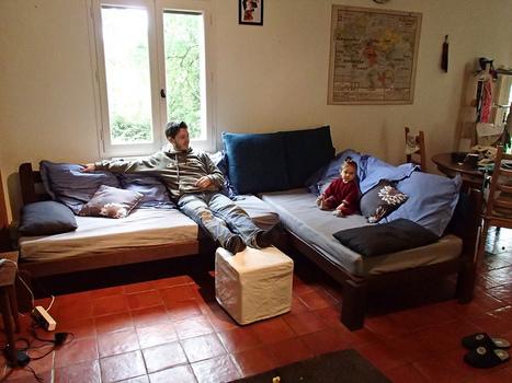 DIY : un tuto pour canapé d'angle en mode récup' | Ecolo-Info | développement durable - périnatalité - éducation - partages | Scoop.it