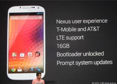 Samsung Galaxy S4 Google Edition | Technology World !!!!!!!!!! | Scoop.it