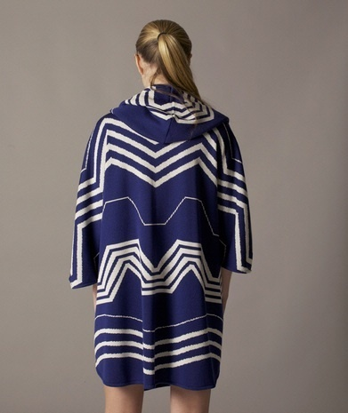 Lustables: Ivana Helsinki Knitted Sailor Coat | EcoSalon | Conscious Culture and Fashion | Finland | Scoop.it