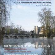 Rencontres Internationales : Les colonies artistiques de Grez de 1860 à 1914 du 11 au 13 novembre | Actualités culturelles et éducatives | Scoop.it