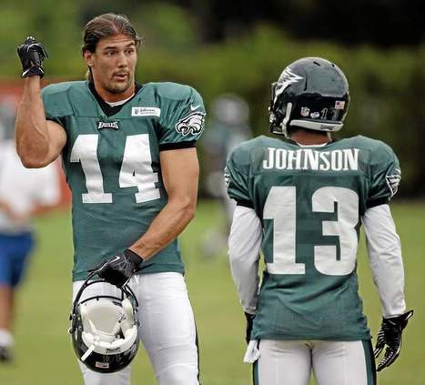 NFL: Cooper back at Eagles camp - The Mercury | American Football | Scoop.it