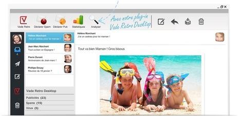 Vade Retro Desktop : Protection de messagerie électronique | antispam | Scoop.it