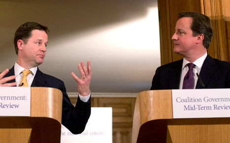 In full: the Coalition's 75 failed election pledges - Telegraph | Mrs Rosemary Robinson | Scoop.it