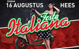 Festa Italiana - Zondag 16 Augustus 2015 - Hees | Italian Entertainment And More | Scoop.it