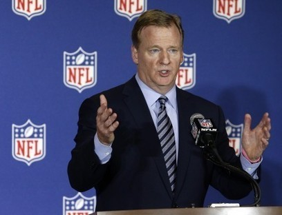 Roger Goodell's shell-game response to charges of NFL influence over brain-injury grants | California Brain Injury Attorney News | Scoop.it