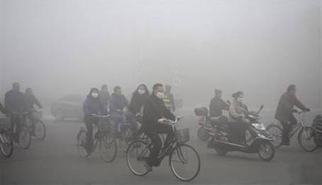 Chinese company counters pollution by importing fresh air - Register | Breaking Environmental News | Scoop.it